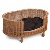 Luxury Oval Dog Settee